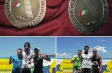 Campionati Italiani Master, 2 medaglie per Tomaso Puggioni
