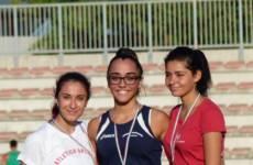 Campionati Sardi Categoria Assoluti 6 - 7 luglio 2018