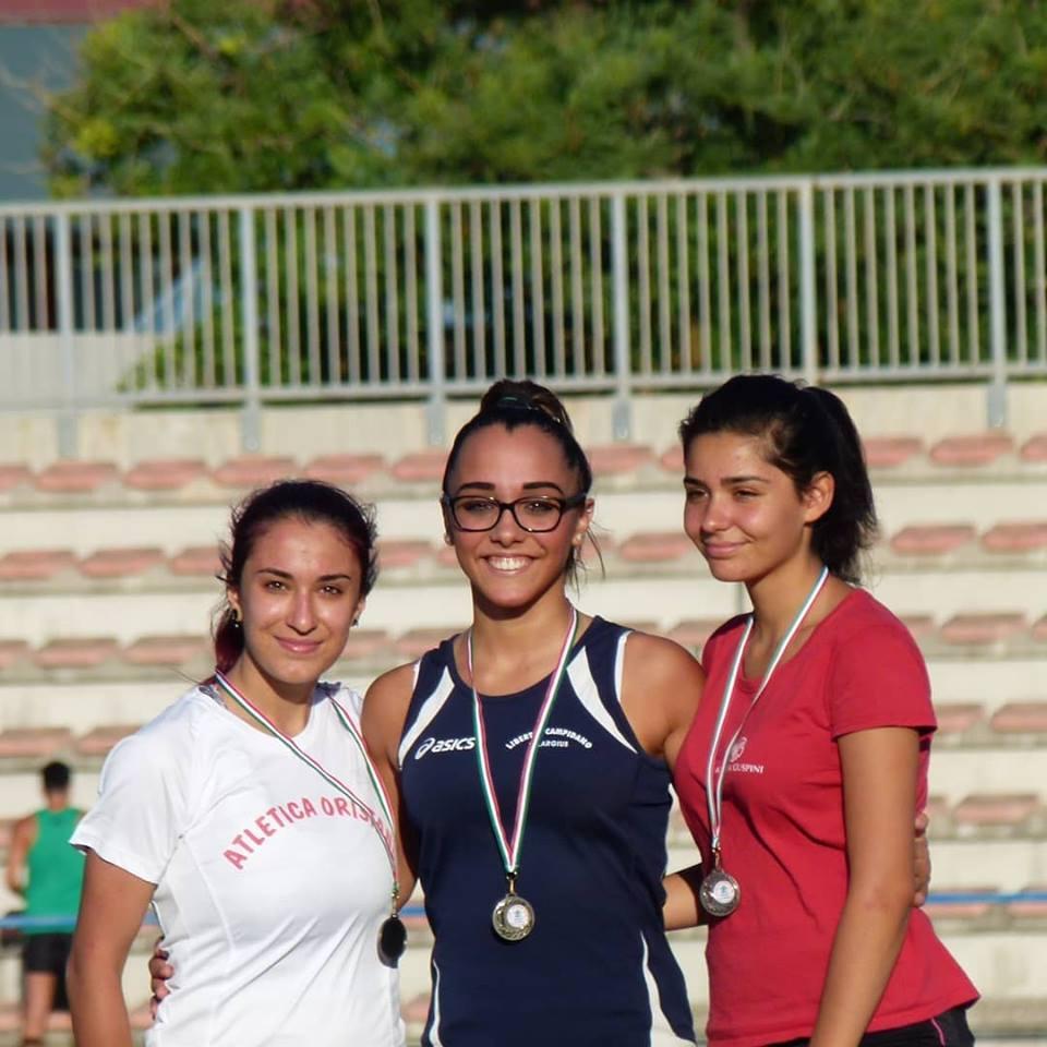 Campionati Sardi Categoria Assoluti 6 – 7 luglio 2018