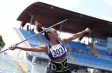 Erica Piras - Atletica Libertas Campidano Campionati Italiani di Atletica Leggera su Pista 2018 Stadio Adriatico di Pescara 6 / 9 Settembre 2018