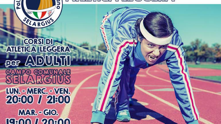 Corsi di Atletica e Preparazione fisica per adulti